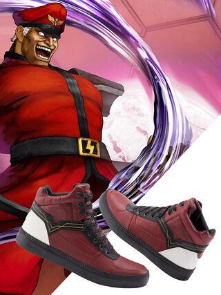 V IS FOR DIESEL - M., Rojo