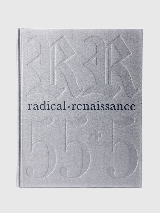 Radical Renaissance 55+5 (signed by RR), Plata