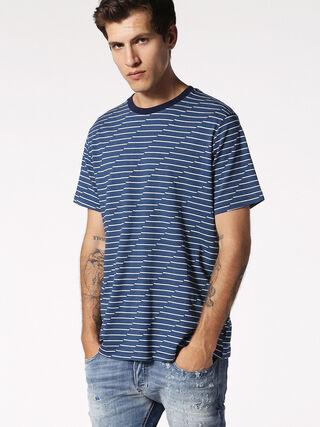 T-ALANIS, Azul/blanco