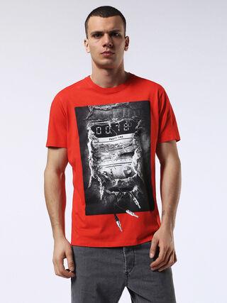 T-JOE-OA, Rojo fuego