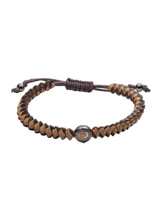 BRACELET DX1066, Marrón