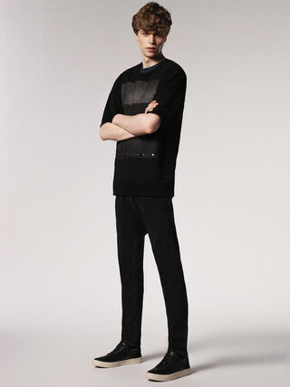 TEPPHAR 084HQ, Black Jeans