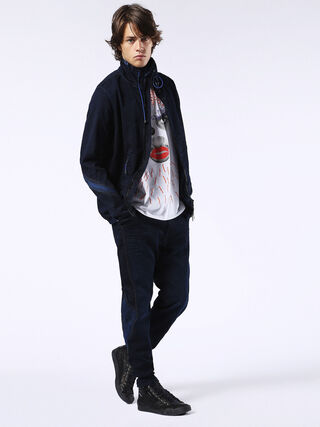 MDY JACKET 1, Blue jeans