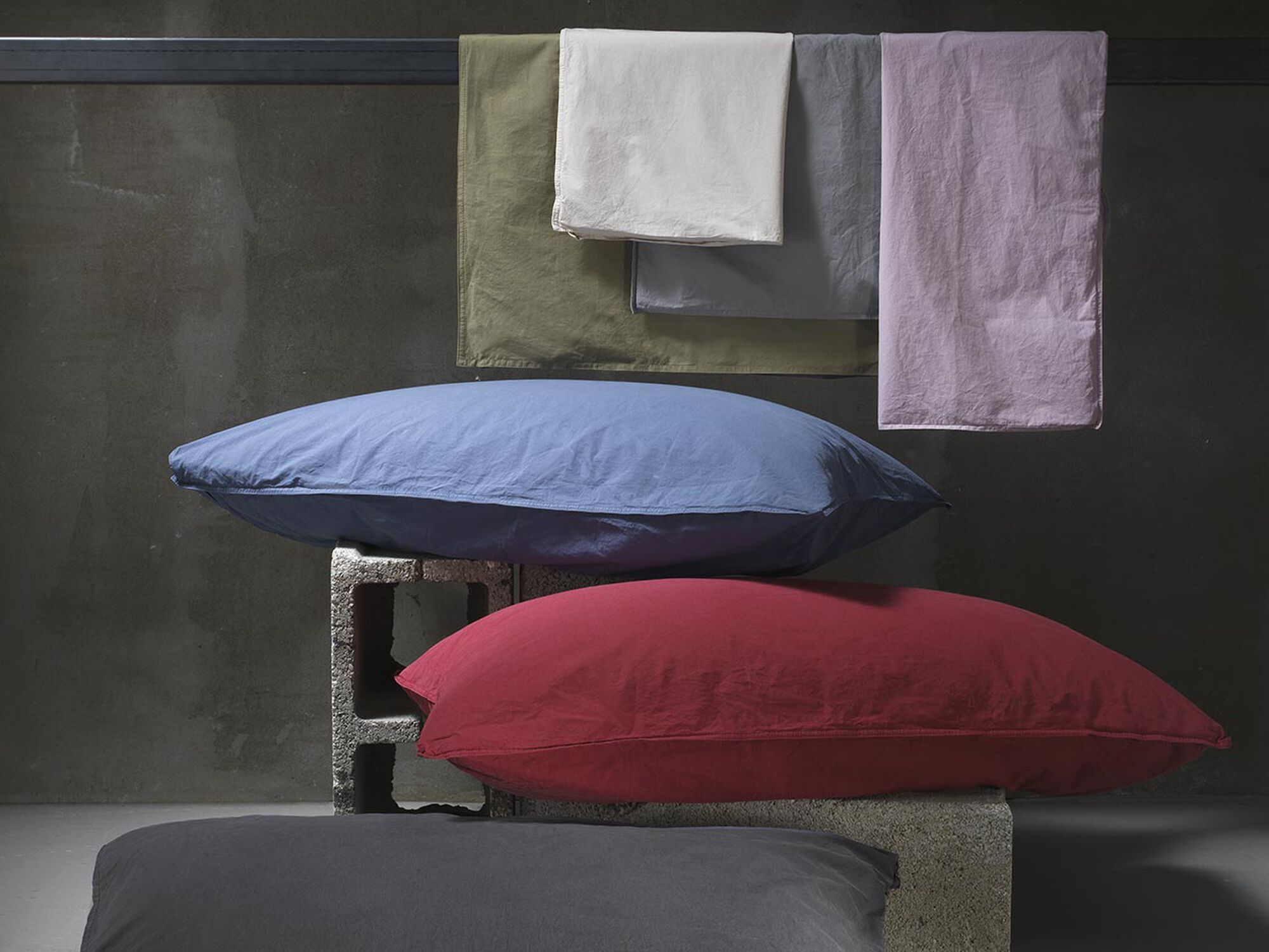 SOLID STONE Mirabello for Diesel - Home Textile