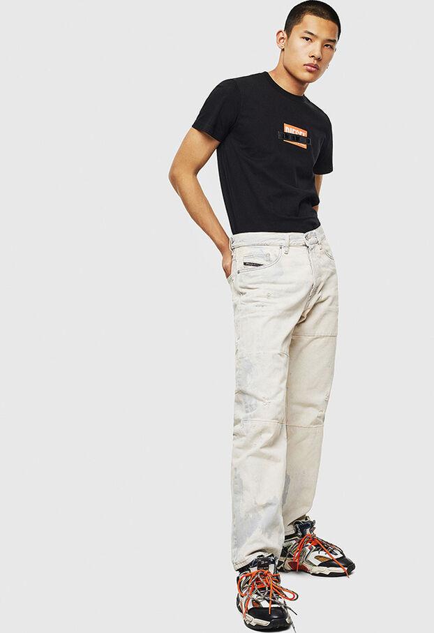 T-DIEGO-S7, Negro - Camisetas