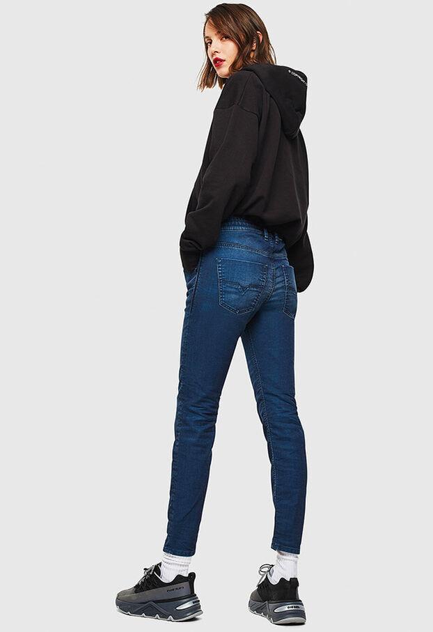 Krailey JoggJeans 069KM, Azul Oscuro - Vaqueros