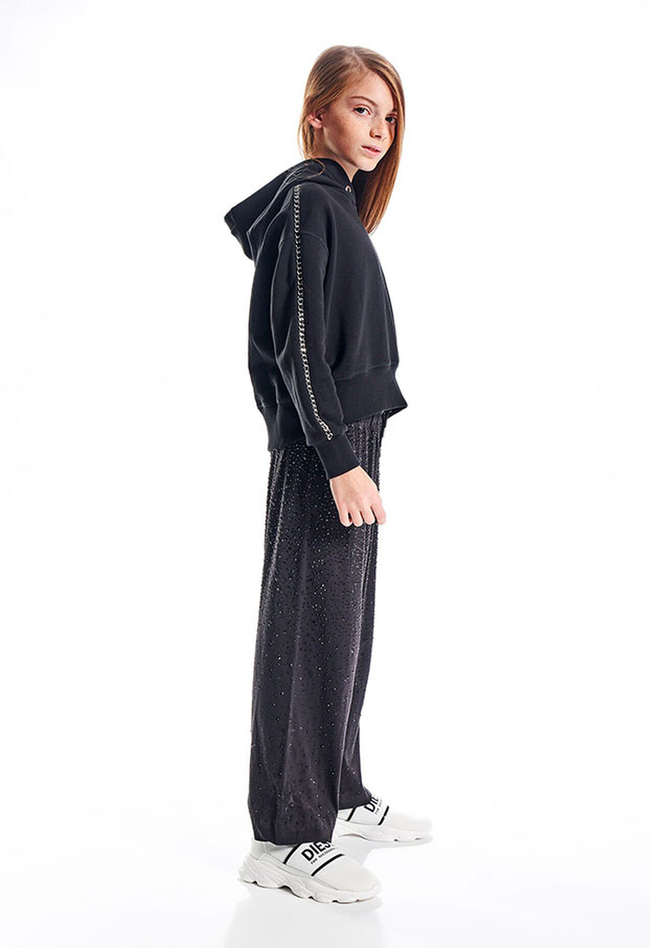 PSTRASSC, Negro - Pantalones