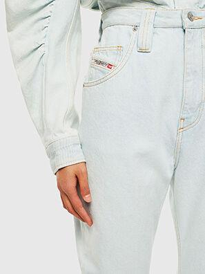 DE-PLATA-R, Azul Claro - Pantalones