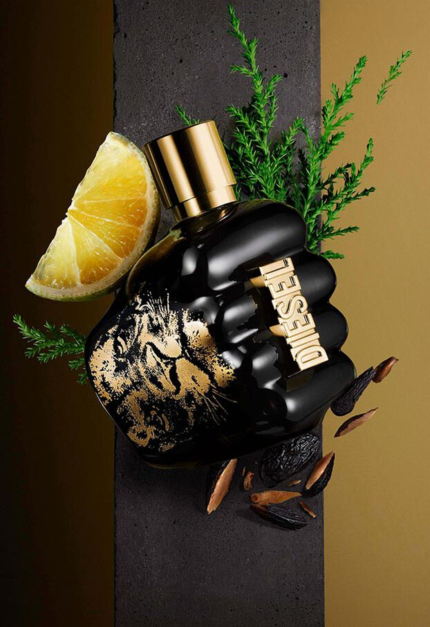 SPIRIT OF THE BRAVE 200ML, Negro/Dorado - Only The Brave