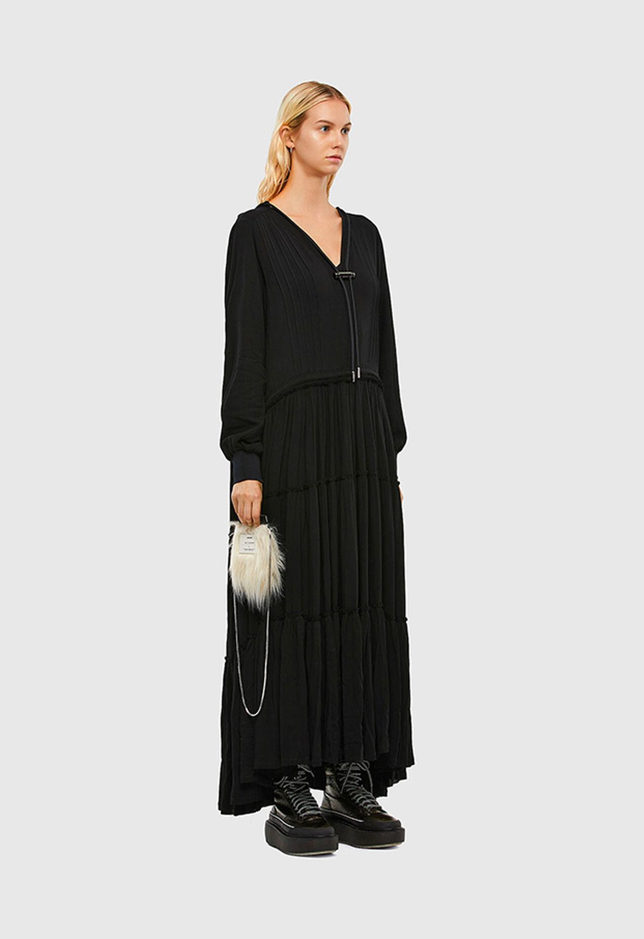 D-LINDA, Negro - Vestidos