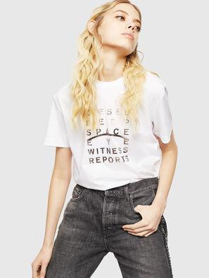 T-DIEGO-J8, Blanco - Camisetas