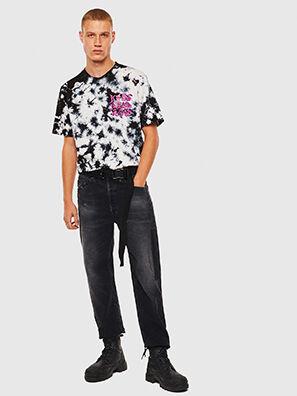 T-JUST-J23, Negro/Blanco - Camisetas