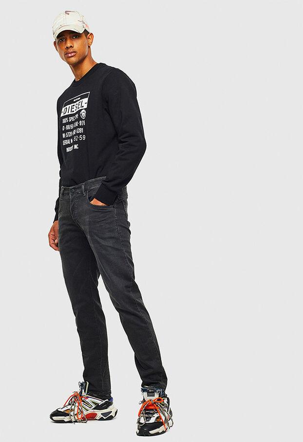 D-Bazer 0699P, Grey Jeans - Vaqueros