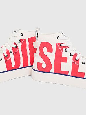 S-ASTICO MC W, Blanco/Rojo - Sneakers