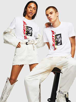 LCP-T-DIEGO-BOGOTA, Blanco - Camisetas