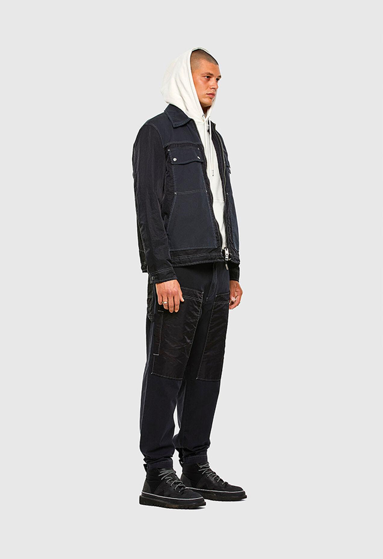 P-TRENT, Negro - Pantalones