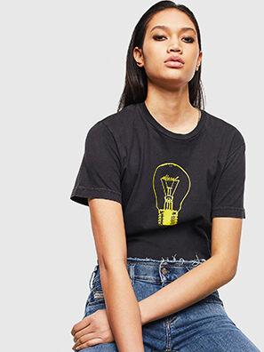 T-DIEGO-S9, Negro - Camisetas