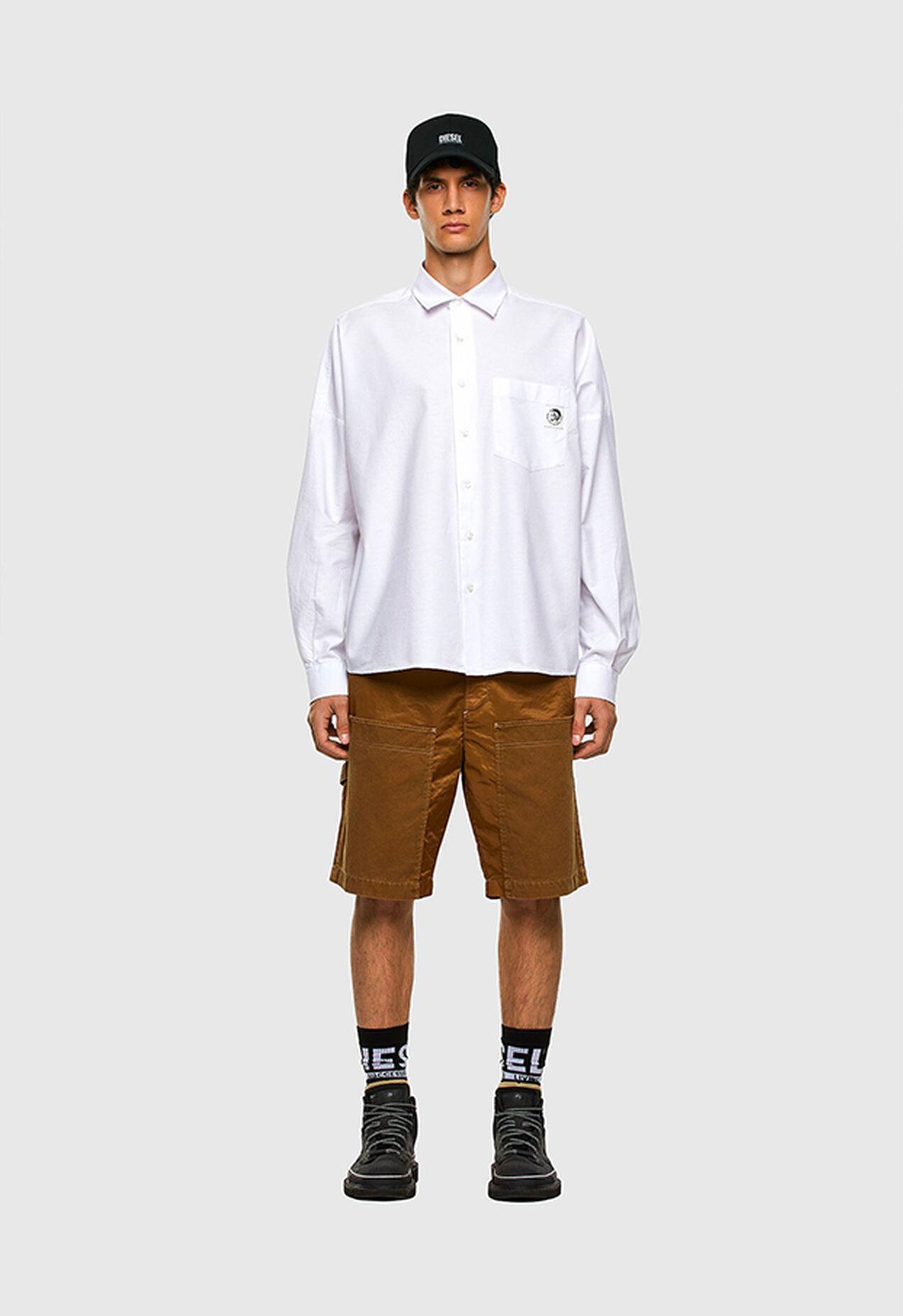S-LOOMY-A, Blanco - Camisas