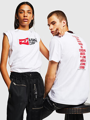 LCP-T-DIEGO-CASA, Negro - Camisetas