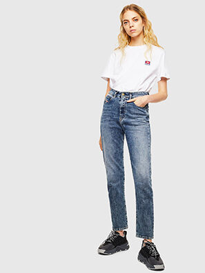 T-DIEGO-DIV, Blanco - Camisetas