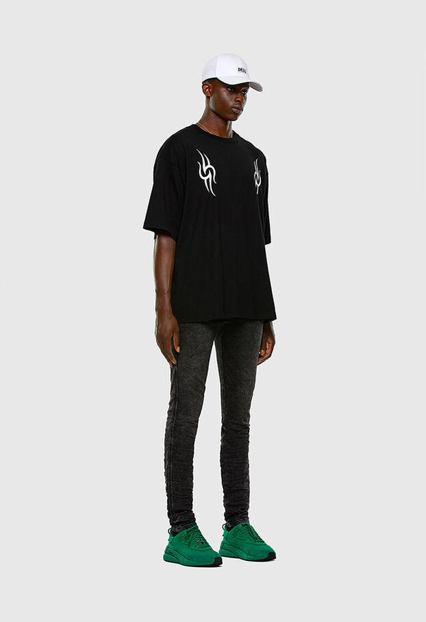 T-BALL-X3, Negro - Camisetas