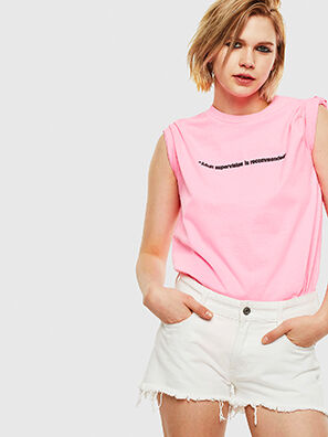 T-JUST-NEON, Rosa - Camisetas