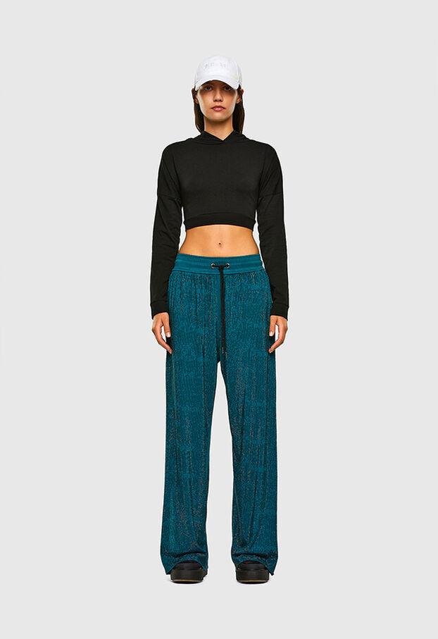 P-STRASS-D, Verde Agua - Pantalones