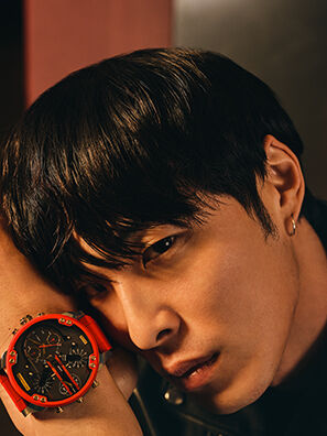 DZ7430, Rojo - Relojes