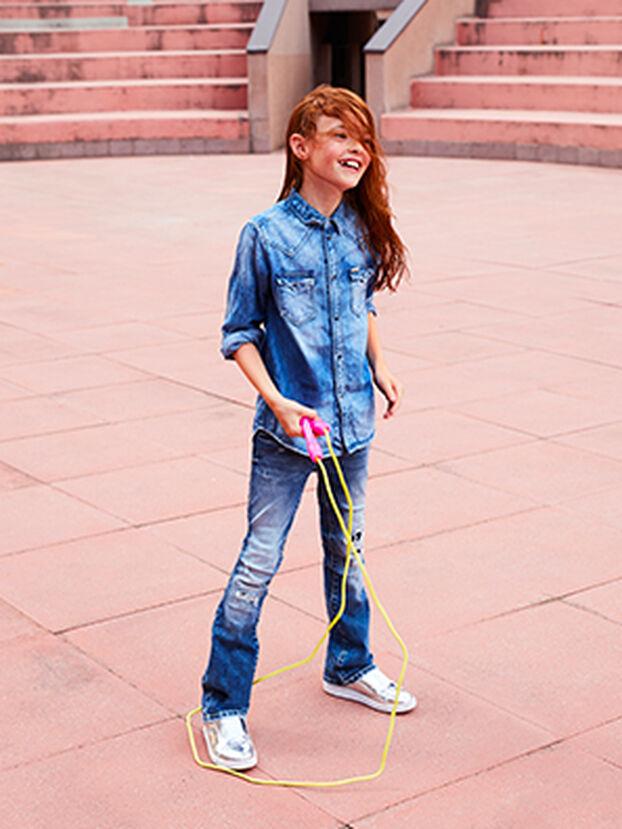 LOWLEEH-J-N, Blue Jeans - Vaqueros