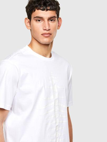 Diesel - T-JUST-A31, Blanco - Camisetas - Image 3