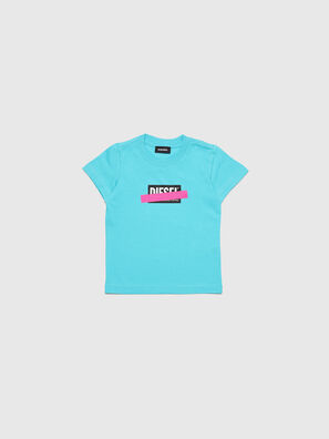 TJUSTDIXB-R, Celeste - Camisetas y Tops
