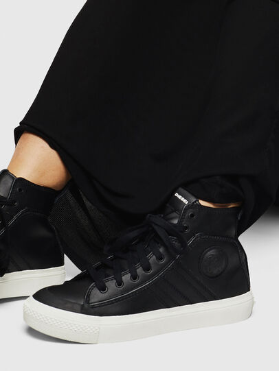 Diesel - S-ASTICO MID LACE W, Negro - Sneakers - Image 5