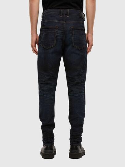 Diesel - D-VIDER JoggJeans® 069QF, Azul Oscuro - Vaqueros - Image 2