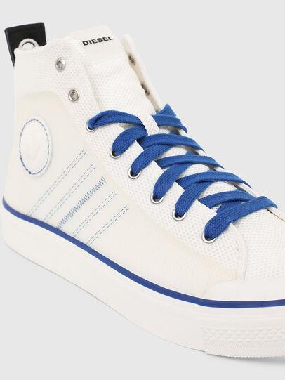 Diesel - S-ASTICO MC H, Blanco/Azul - Sneakers - Image 4