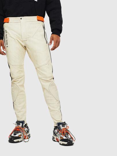 Diesel - P-CAMARO, Blanco - Pantalones - Image 1