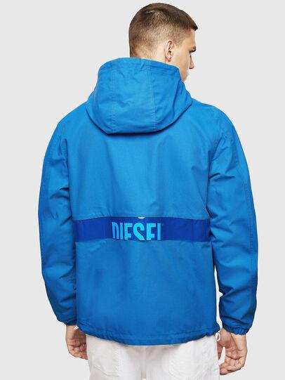Diesel - J-LINE, Azul - Chaquetas - Image 3