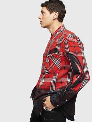 S-MIRAV, Rojo Claro - Camisas