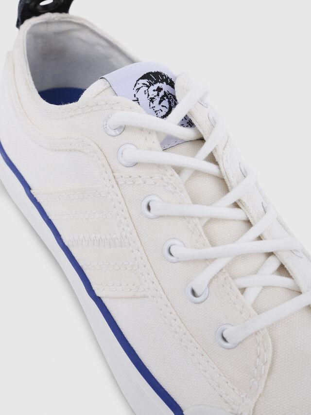 Diesel - S-ASTICO LC LOGO W, Blanco - Sneakers - Image 5