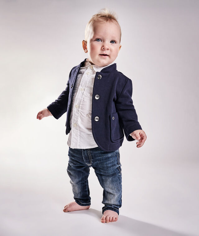 KIDS SLEENKER-B-N, Blue Jeans - Vaqueros - Image 1