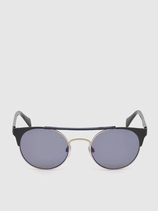 DL0218, Negro-azul