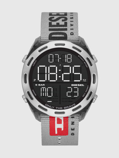 Diesel - DZ1894, Gris - Relojes - Image 1