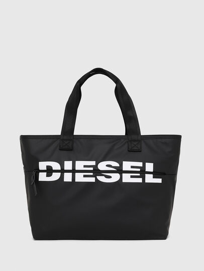 Diesel - F-BOLD SHOPPER II, Negro - Bolsos Shopper y Al Hombro - Image 1
