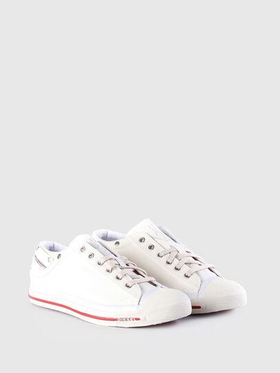 Diesel - EXPOSURE LOW, Blanco Roto - Sneakers - Image 2