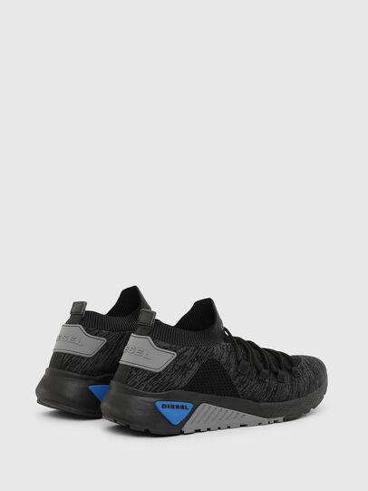 Diesel - S-KB ATHL LACE, Negro - Sneakers - Image 3