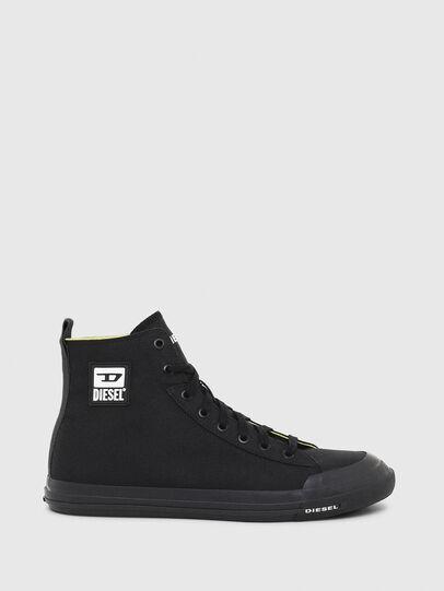 Diesel - S-ASTICO MID CUT, Negro - Sneakers - Image 1