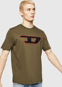 T-JUST-DIVISION-D, Verde Militar