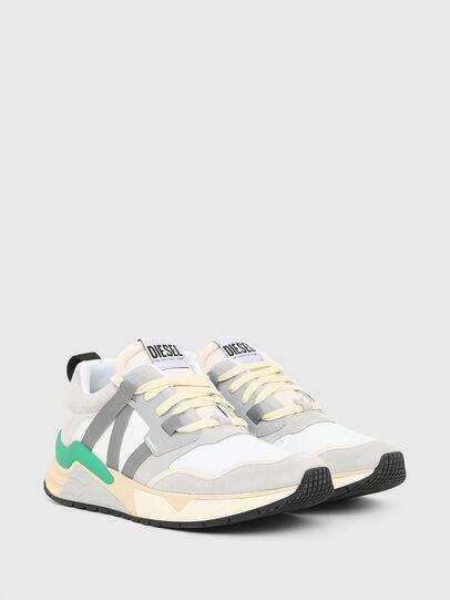Diesel - S-BRENTHA WL, Blanco/Gris - Sneakers - Image 2
