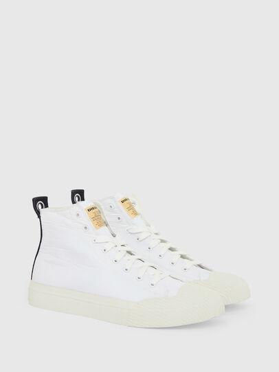 Diesel - S-ASTICO MCF, Blanco - Sneakers - Image 2