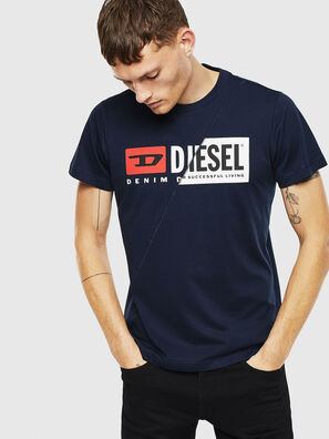 T-DIEGO-CUTY, Azul Oscuro - Camisetas