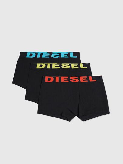 Diesel - UMBX-SHAWNTHREEPACK, Negro Brillante - Boxers - Image 1